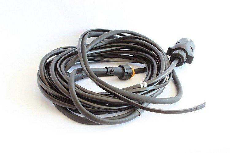 Wiązka Do Przyczep Lekkich Instalacja Elektryczna Wtyk 7pin
